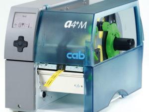 Printer-og klippe maskiner